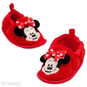 Disney Minnie Mouse slippers