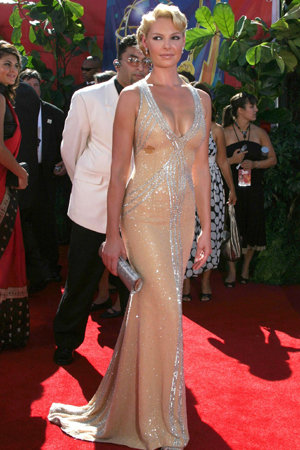 Katherine Heigl at the 2006 Emmy Awards