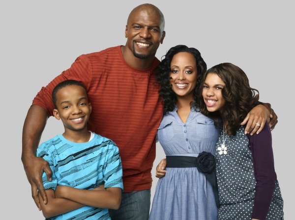 Essence Atkins and the Are We There Yet? cast
