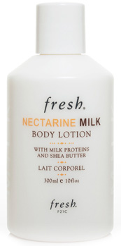 Fresh Nectarine Milk Body Lotion