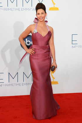 Ashley Judd at 2012 Emmys