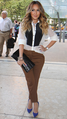 Adrienne Bailon