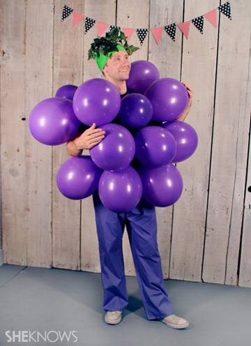 Fruit of the Loom Halloween Costume
