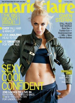 Gwen Stefani on love & family