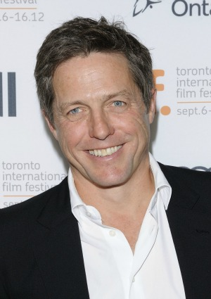 Hugh Grant Cloud Atlas Premiere