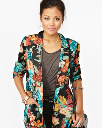 In Bloom Blazer