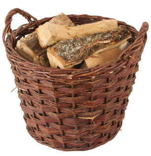 Firewood basket