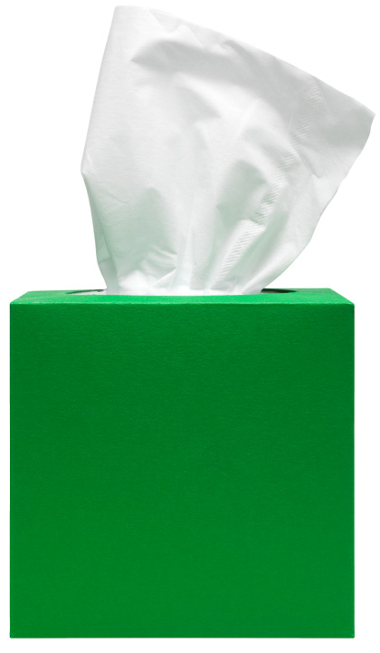 tissue box