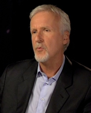James Cameron, director of <em>Titanic</em>
