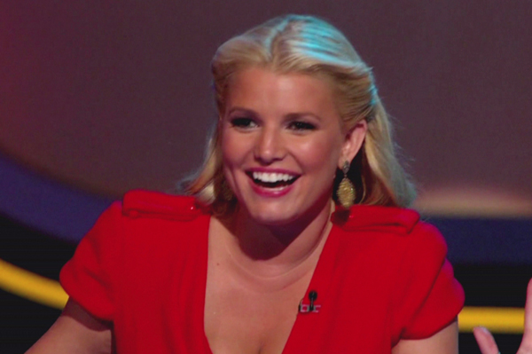 Jessica Simpson talks weight loss to Katie Couric