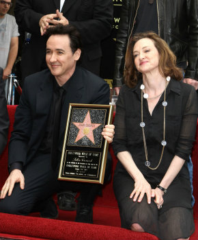 John and Joan Cusack