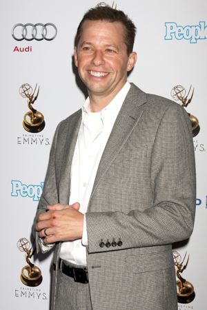 Jon Cryer talks Emmy win