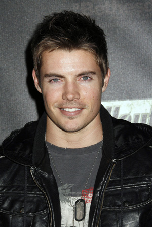 Josh Henderson in 2000