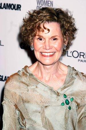 Judy Blume diagnosed with breast cancer