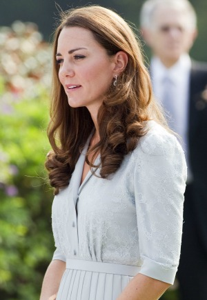 Duchess Catherine's second speech