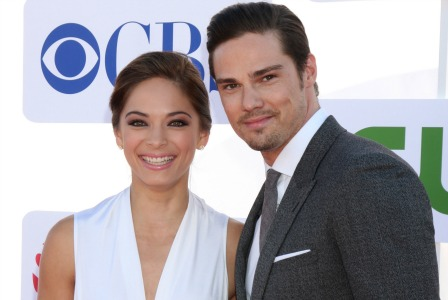 Kristin Kreuk and Jay Ryan - Beauty and the Beast