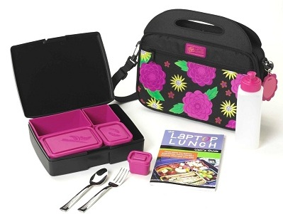 Laptop Lunch Bento Box