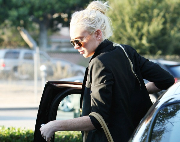 Celebs who are driving-challenged
