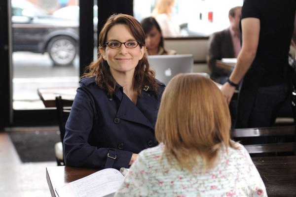 Tina Fey stars on <em>30 Rock</em>