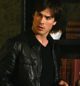 Ian Somerhalder in The Vampire Diaries