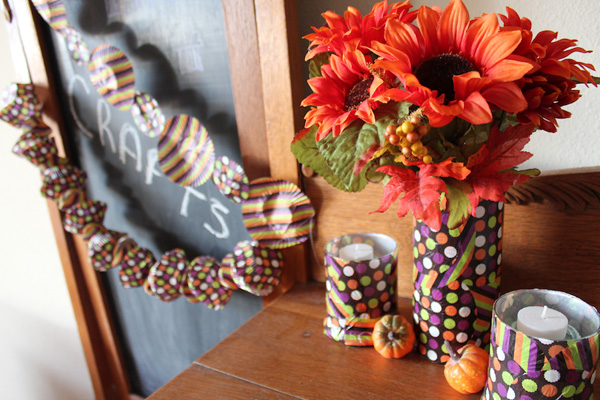 Mix and Match decor -- Hand Make My Day