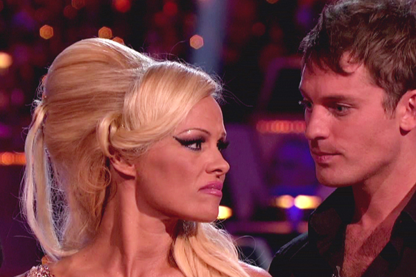 pamela anderson dancing with the stars - photo #22