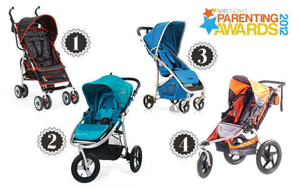 Parenting Awards strollers