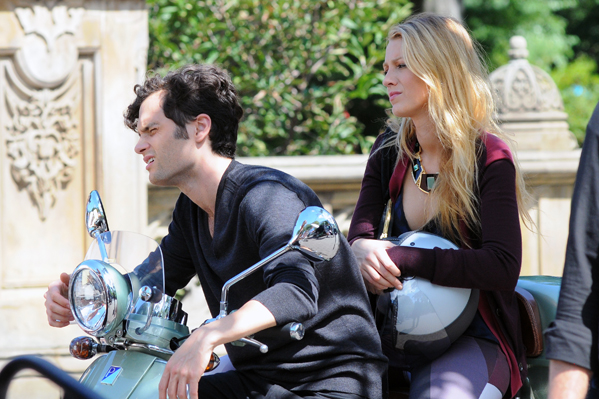 Penn Badgley talks Blake Lively wedding