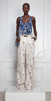 Rachel Roy's 2013 spring/summer line presented at New York Fashion Week