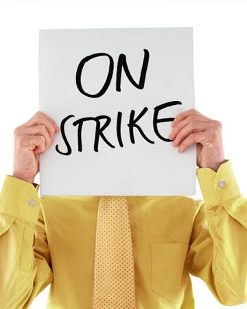 Do strikes help or hurt the children?