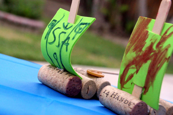 4 wine cork crafts for kids