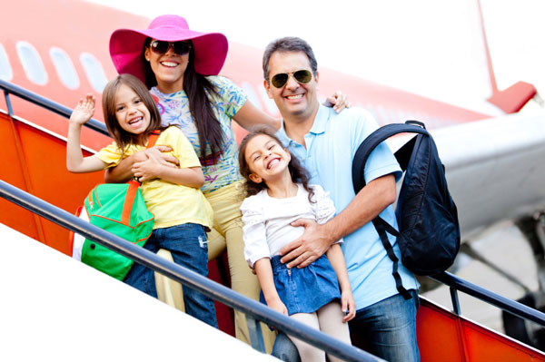 Family travel can be fabulous