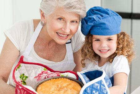 When grandparents are divorced - Nonne in cucina ...
