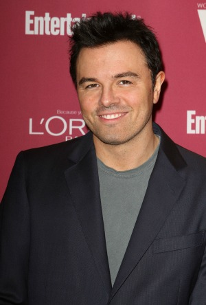 Seth MacFarlane hosts SNL