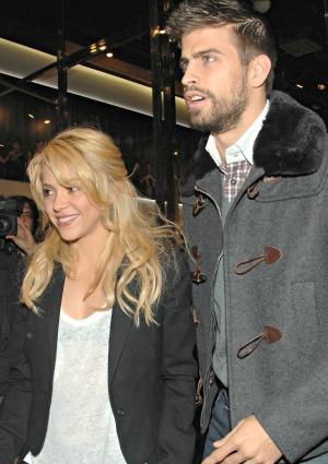 Shakira & Gerard Pique sex tape being shopped