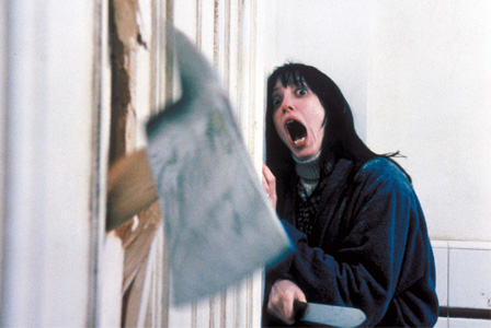 Shelley Duvall in The Shinning