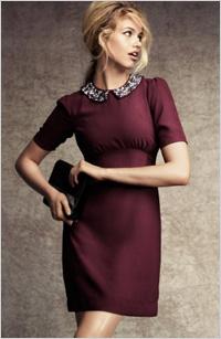 H&M dress, $40