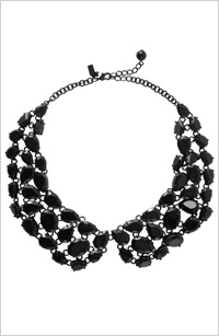 Kate Spade New York collar necklace, $298