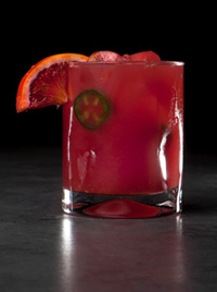 Halloween-themed cocktail and punch recipes