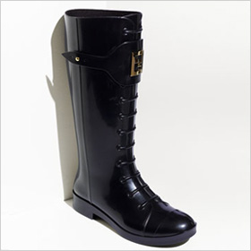 Fendi Berlin Rainboot