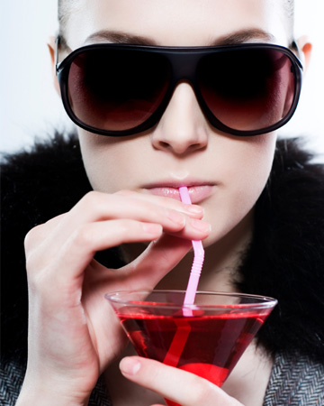 stylish sips for fashion week