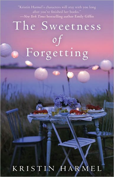 Author of The Sweetness of Forgetting