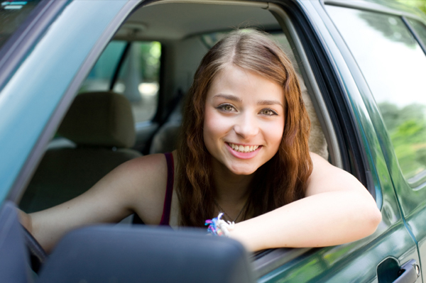 """teen driver Ask teens what they want for a gift and they almost always just say """"cash."""""""