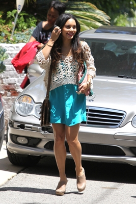 Steal The Look Vanessa Hudgens