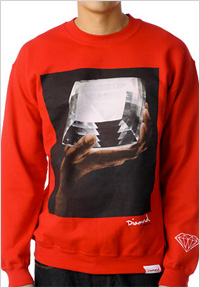 Screen-print sweatshirt