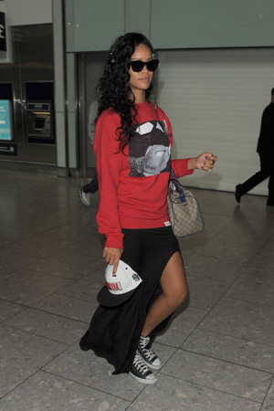 Rihanna- Funky Fresh