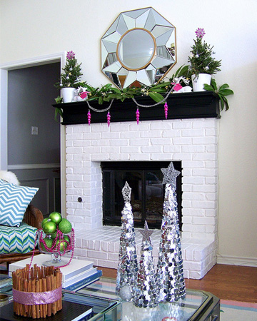 Christmas decor from Hi Sugarplum