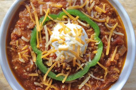 pumpkin turkey chili recipe