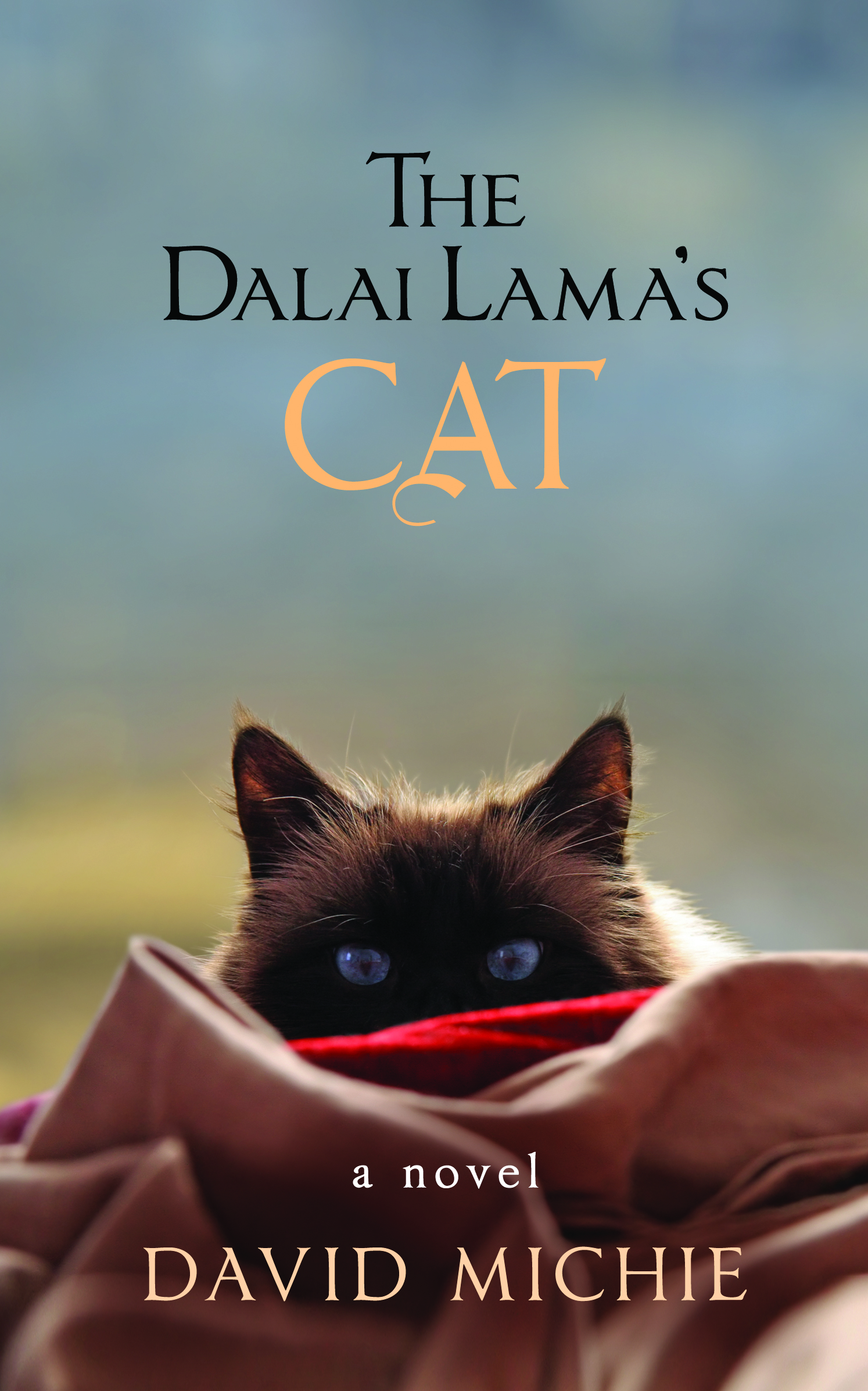 Dalai Lama's Cat 