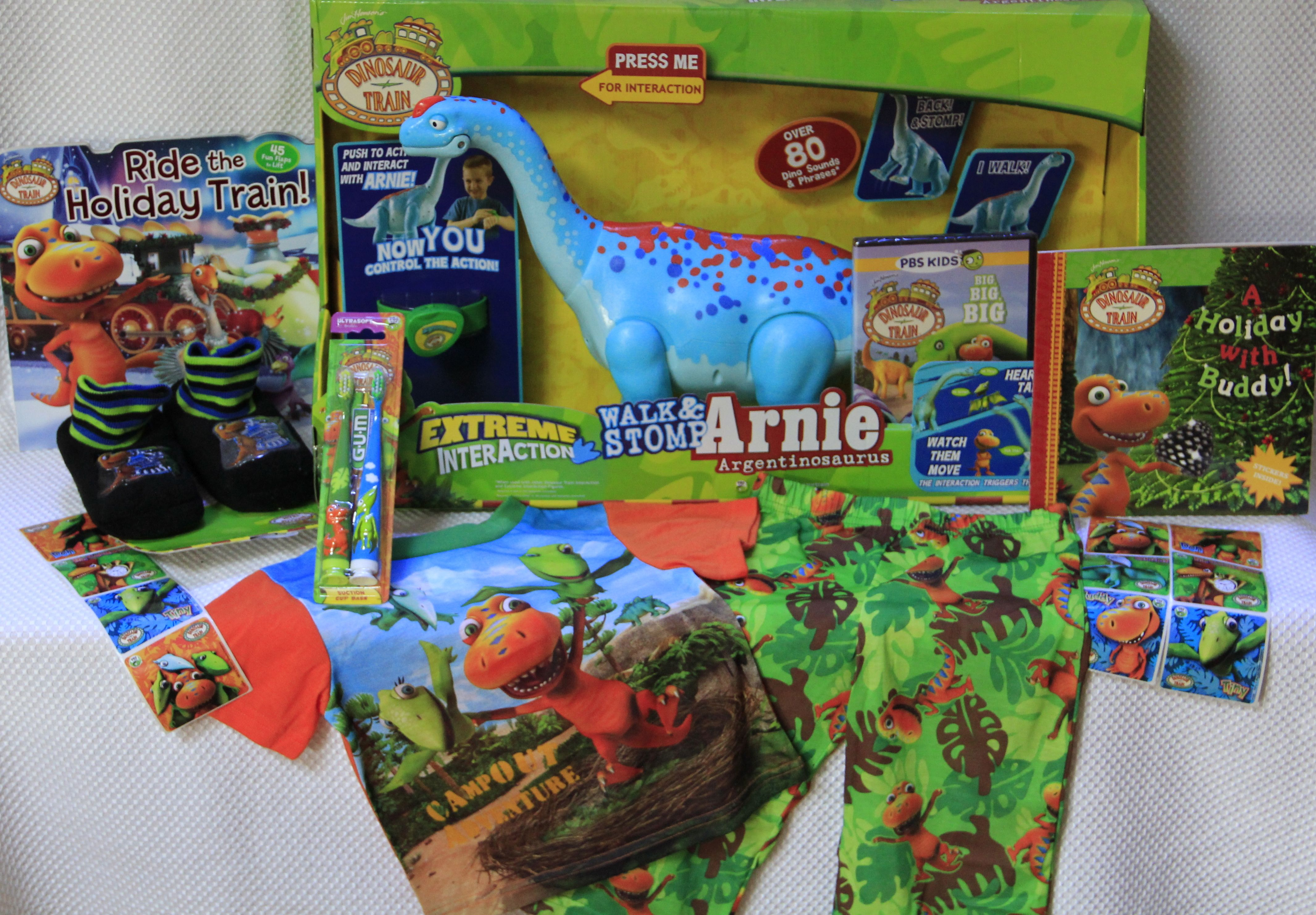 Dinosaur Train Prize Packs